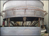 Tank Fabrication By Jacking Method